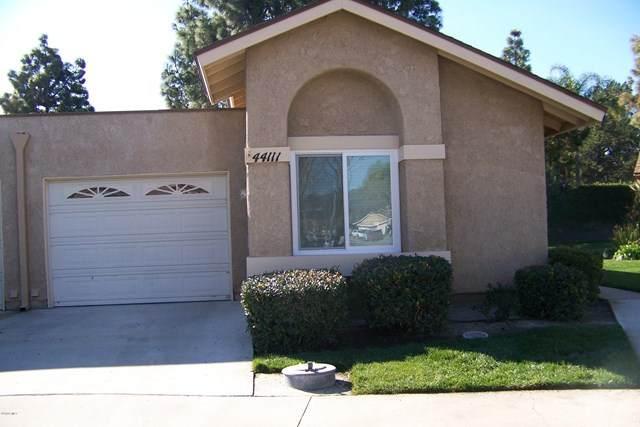 44111 Village 44, Camarillo, CA 93012 (#220000435) :: Randy Plaice and Associates