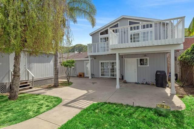 413 N Ventura Avenue, Ventura, CA 93001 (#V0-220000531) :: Compass