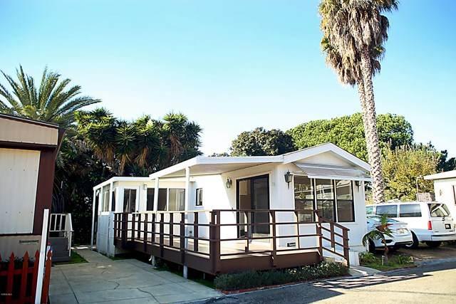 1210 Cacique Street #38, Santa Barbara, CA 93103 (#220000653) :: Randy Plaice and Associates