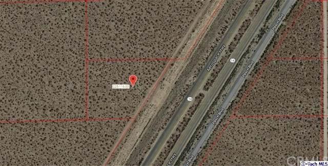 0 Hwy 14, Mojave, CA 93501 (#320000241) :: Randy Plaice and Associates