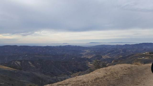 Sulphur Mountain Road, Ojai, CA 93023 (#V0-220000990) :: Lydia Gable Realty Group