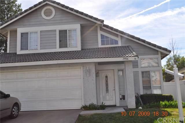 19916 Towhee Court #2, Canyon Country, CA 91351 (#SR20019634) :: Randy Plaice and Associates
