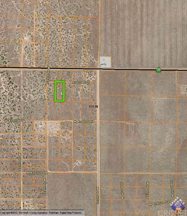 21000 Vac/Ave D1/Vic 212 Stw, Fairmont, CA 93536 (#SR20020641) :: SG Associates