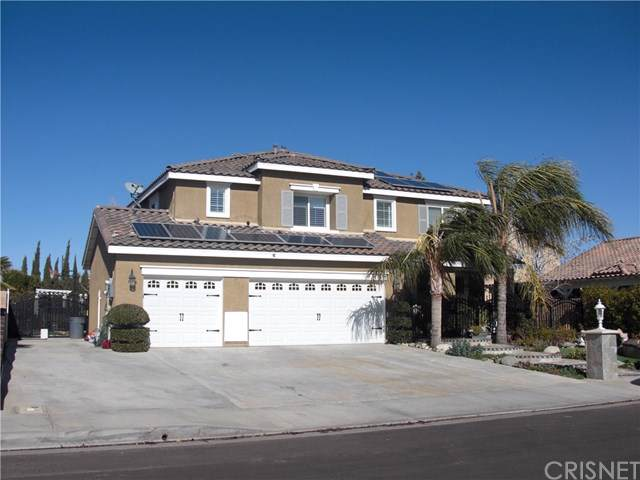 1797 Amargosa Drive, Palmdale, CA 93551 (#SR20018438) :: Randy Plaice and Associates