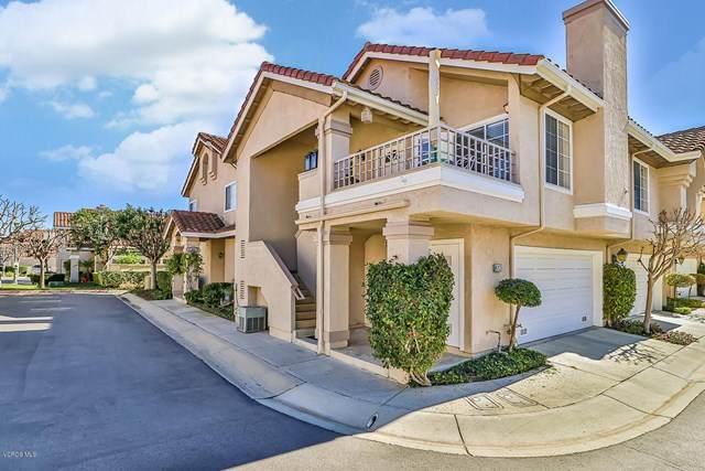 610 Geranium Lane A, Simi Valley, CA 93065 (#220001483) :: Randy Plaice and Associates