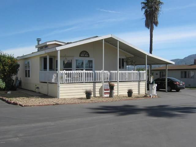 1500 Richmond Road #29, Santa Paula, CA 93060 (#V0-220001762) :: Randy Plaice and Associates
