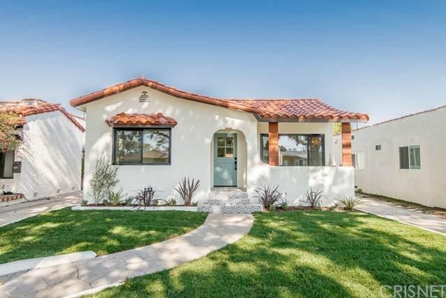 3151 La Clede Avenue, Los Angeles, CA 90039 (#SR20035451) :: SG Associates