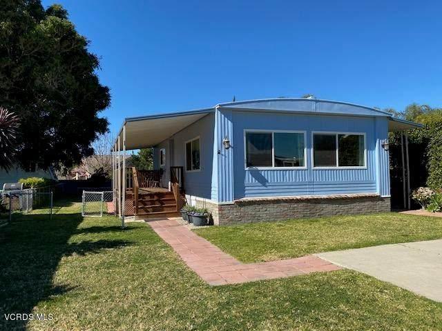 171 Via Rosal, Camarillo, CA 93012 (#V0-220001611) :: Randy Plaice and Associates