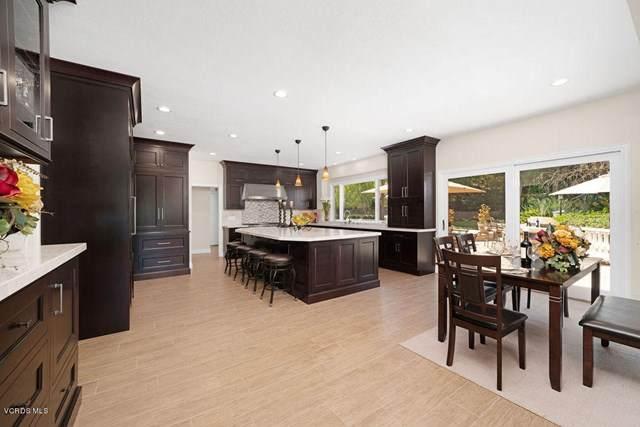 4548 Valley Spring Drive, Westlake Village, CA 91362 (#220002167) :: SG Associates
