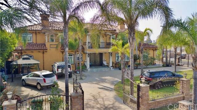 9257 Dorrington Avenue, Arleta, CA 91331 (#SR20040116) :: Randy Plaice and Associates