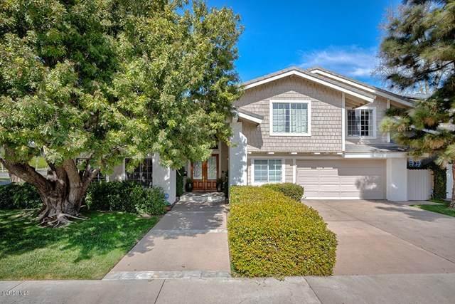 3701 Capstan Circle, Westlake Village, CA 91361 (#220002273) :: Randy Plaice and Associates