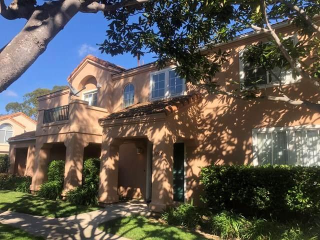 1144 Mooring Walk, Oxnard, CA 93030 (#220002401) :: Randy Plaice and Associates