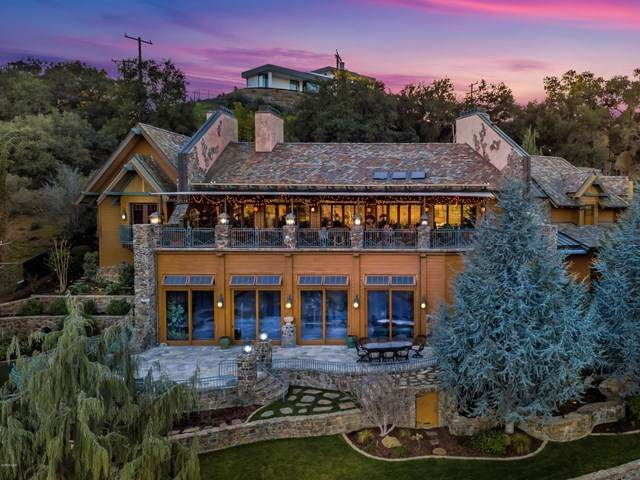 196 Lower Lake Road, Westlake Village, CA 91361 (#220002438) :: SG Associates