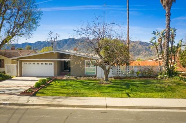3640 Burritt Way, Glendale, CA 91214 (#820000929) :: TruLine Realty