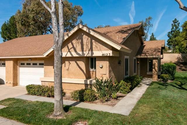 44123 Village 44, Camarillo, CA 93012 (#220002553) :: Randy Plaice and Associates