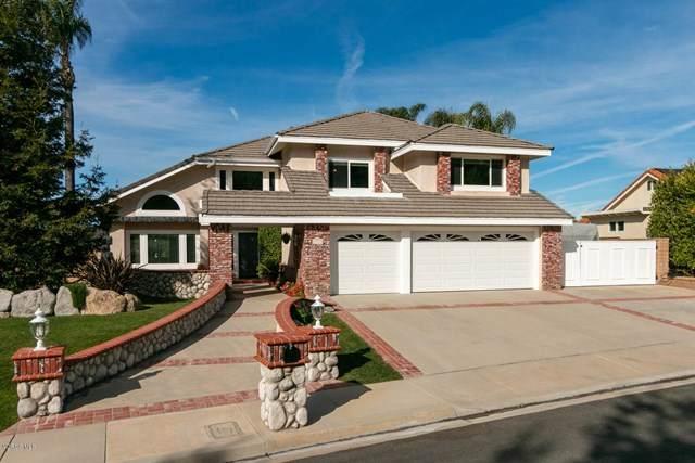 3337 Mountain Trail Avenue, Newbury Park, CA 91320 (#220002556) :: Randy Plaice and Associates