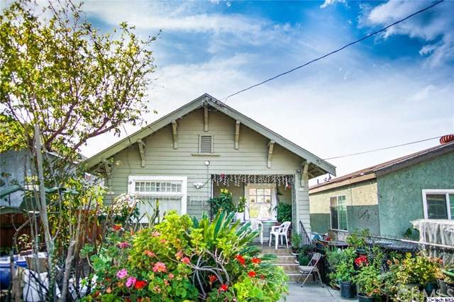 359 S Pecan Street, East Los Angeles, CA 90033 (#320000939) :: Randy Plaice and Associates