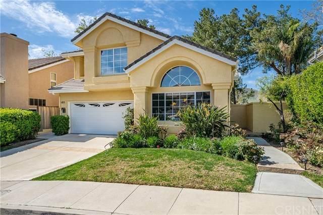 585 Monteleone Avenue, Oak Park, CA 91377 (#SR20052770) :: SG Associates
