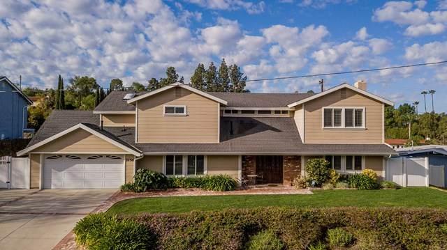 2156 Montrose Drive, Thousand Oaks, CA 91362 (#220002950) :: Randy Plaice and Associates
