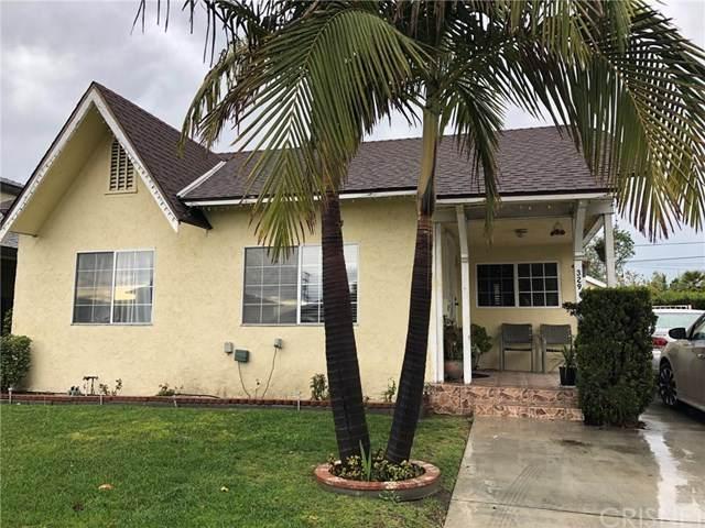 329 E Hillsdale Street, Inglewood, CA 90302 (#SR20056718) :: Randy Plaice and Associates