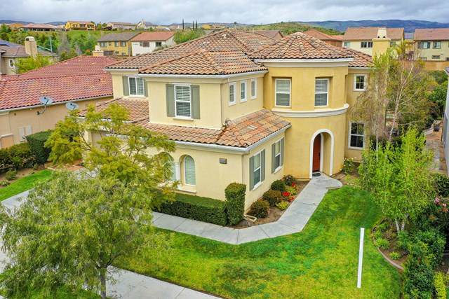 14130 Eaton Hollow Court, Moorpark, CA 93021 (#220002969) :: Randy Plaice and Associates