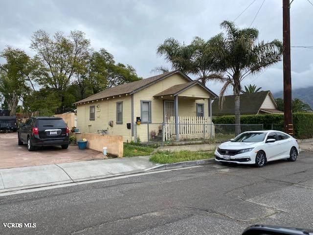 433 12th Street, Santa Paula, CA 93060 (#220003130) :: Randy Plaice and Associates