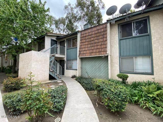 124 E Ventura Street C, Santa Paula, CA 93060 (#220003160) :: HomeBased Realty