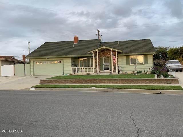 1259 Clayton Court, Camarillo, CA 93010 (#220003268) :: SG Associates