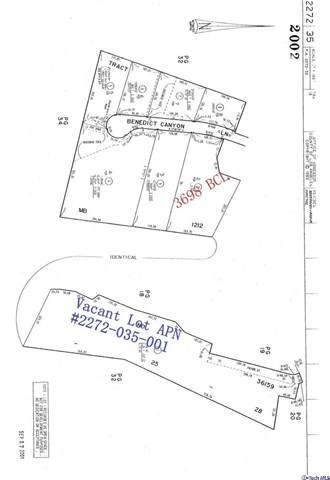 3698 Benedict Canyon Lane, Sherman Oaks, CA 91423 (#320001145) :: Randy Plaice and Associates