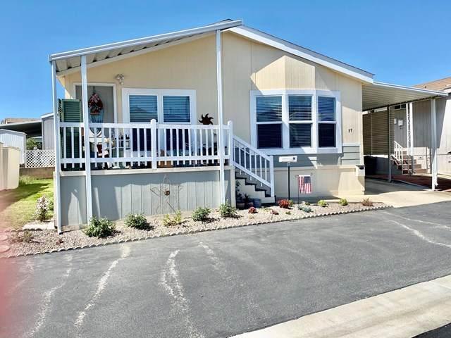 10685 Blackburn Road #57, Ventura, CA 93004 (#220003358) :: Randy Plaice and Associates