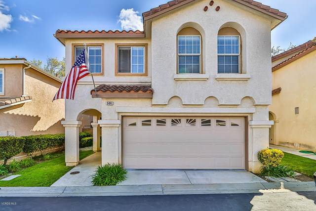 544 Hooper Avenue, Simi Valley, CA 93065 (#220003489) :: Randy Plaice and Associates