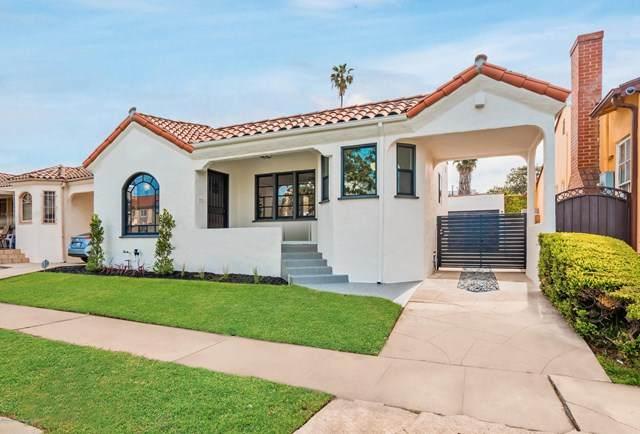 1562 Ellsmere Avenue, Los Angeles, CA 90019 (#820001242) :: Lydia Gable Realty Group