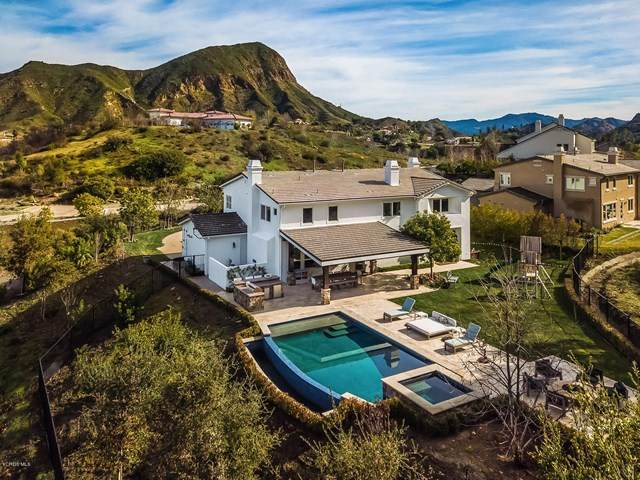 2006 Shadow Creek Drive, Agoura Hills, CA 91301 (#220003566) :: SG Associates