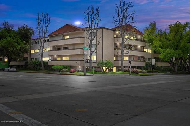 2386 E Del Mar Boulevard #120, Pasadena, CA 91107 (#820001251) :: Lydia Gable Realty Group