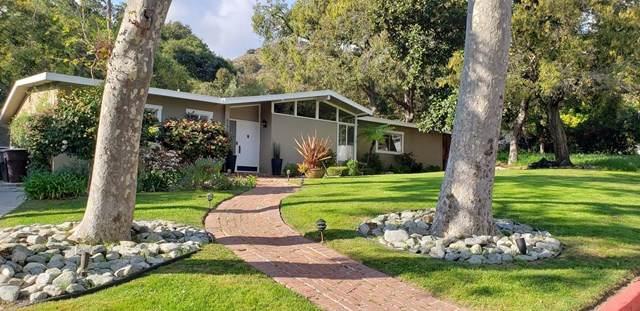 2705 Hollister Terrace Terrace, Glendale, CA 91206 (#820001253) :: Lydia Gable Realty Group