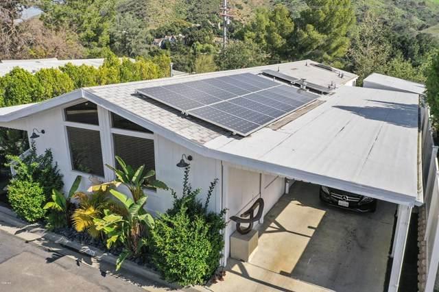 23777 Mulholland Highway #124, Calabasas, CA 91302 (#220003659) :: Randy Plaice and Associates