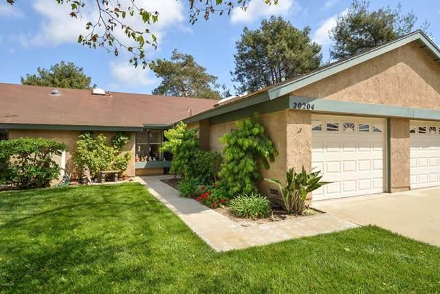 20204 Village 20, Camarillo, CA 93012 (#220003666) :: Randy Plaice and Associates
