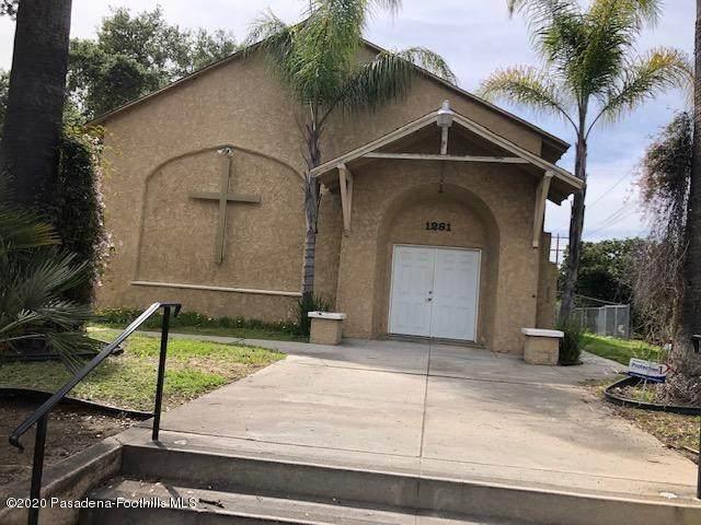 1281 Sunset Avenue, Pasadena, CA 91103 (#P0-820001313) :: Randy Plaice and Associates