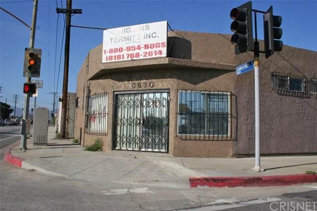 8630 Lankershim Boulevard, Sun Valley, CA 91352 (#SR20072136) :: Randy Plaice and Associates