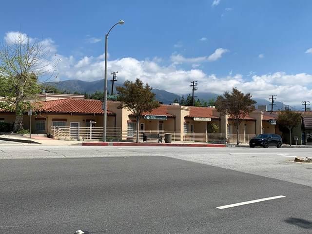 1055 Foothill Boulevard, La Canada Flintridge, CA 91011 (#820001316) :: Randy Plaice and Associates