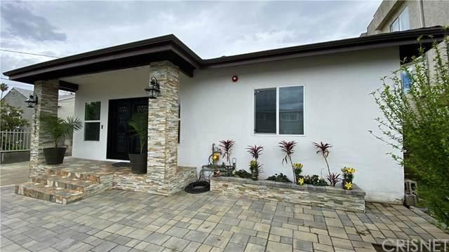13952 Bessemer Street, Valley Glen, CA 91401 (#SR20072769) :: Randy Plaice and Associates