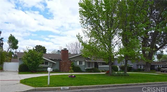 8842 Newcastle Avenue, Sherwood Forest, CA 91325 (#SR20075740) :: Randy Plaice and Associates
