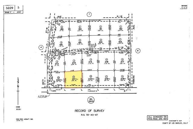 84 W Ave. B, Antelope Acres, CA 93536 (#SR20066965) :: The Parsons Team