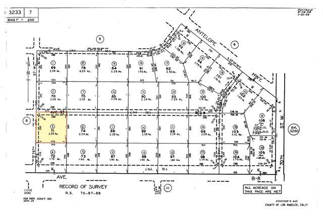 75 W Cor Avenue B-6, Antelope Acres, CA 93536 (#SR20076112) :: The Parsons Team