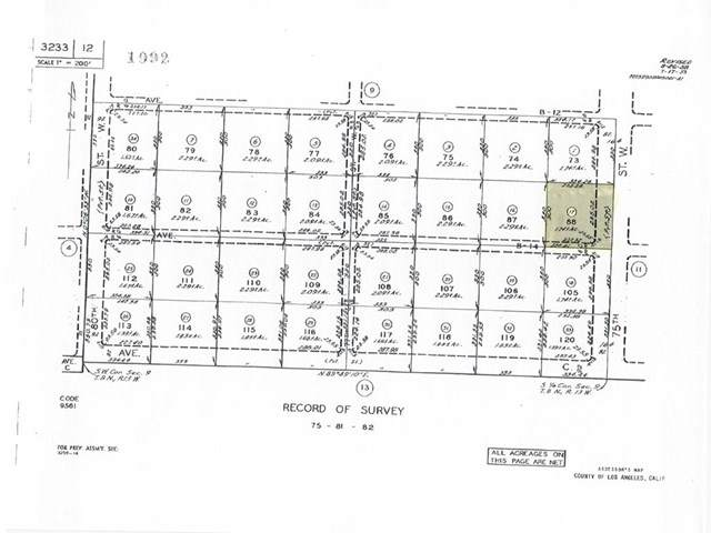 75 W Ave. B-14, Antelope Acres, CA 93536 (#SR20076166) :: The Parsons Team