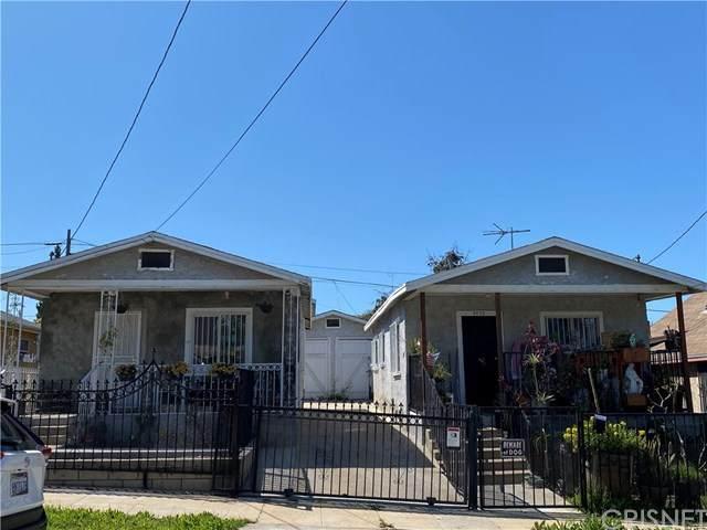 3430 E 2nd Street, Los Angeles, CA 90063 (#SR20078460) :: Compass