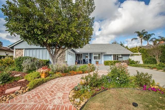 166 Satinwood Avenue, Oak Park, CA 91377 (#220004169) :: SG Associates