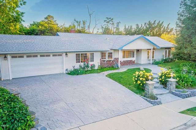 2274 Montrose Drive, Thousand Oaks, CA 91362 (#220004317) :: Randy Plaice and Associates