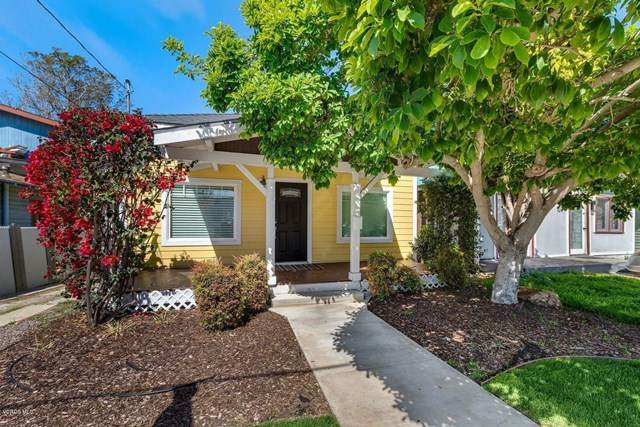 169 S Laurel Street, Ventura, CA 93001 (#220004340) :: Randy Plaice and Associates
