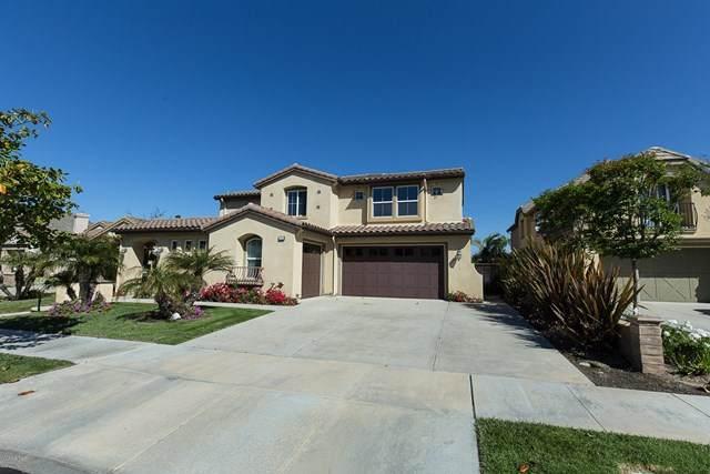 2935 Dove Canyon Drive, Oxnard, CA 93036 (#220004422) :: Randy Plaice and Associates